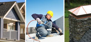 toledo roof and chimney repair